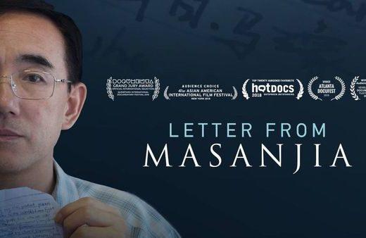 dopis z Masantia